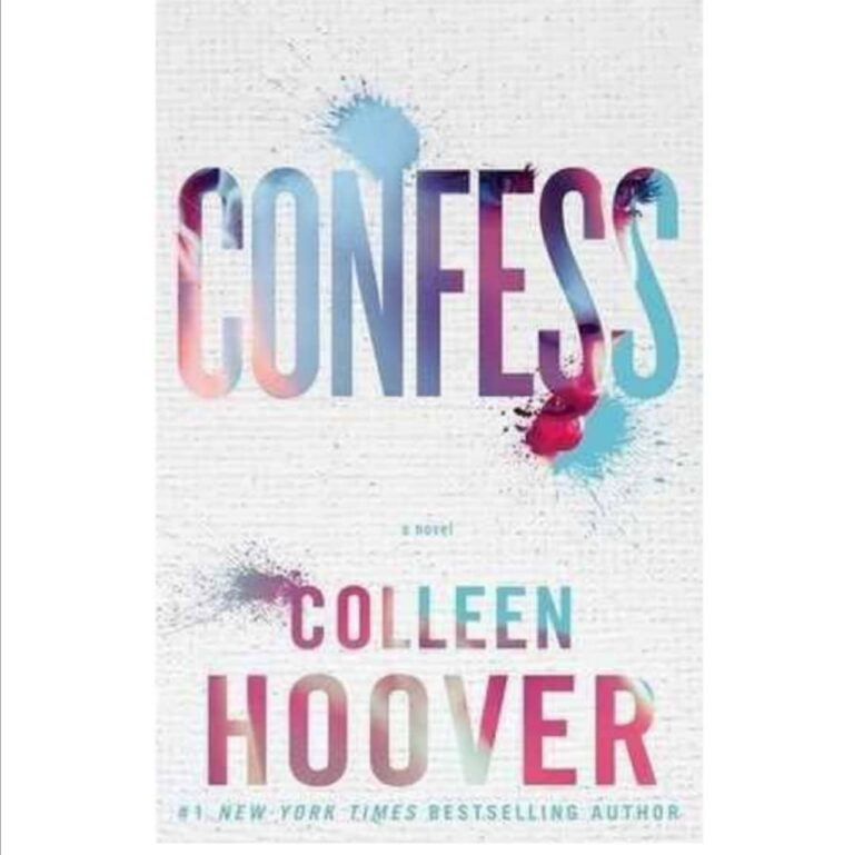 Read more about the article Book Review: Confess