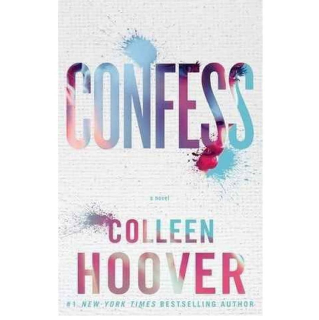 You are currently viewing Book Review: Confess