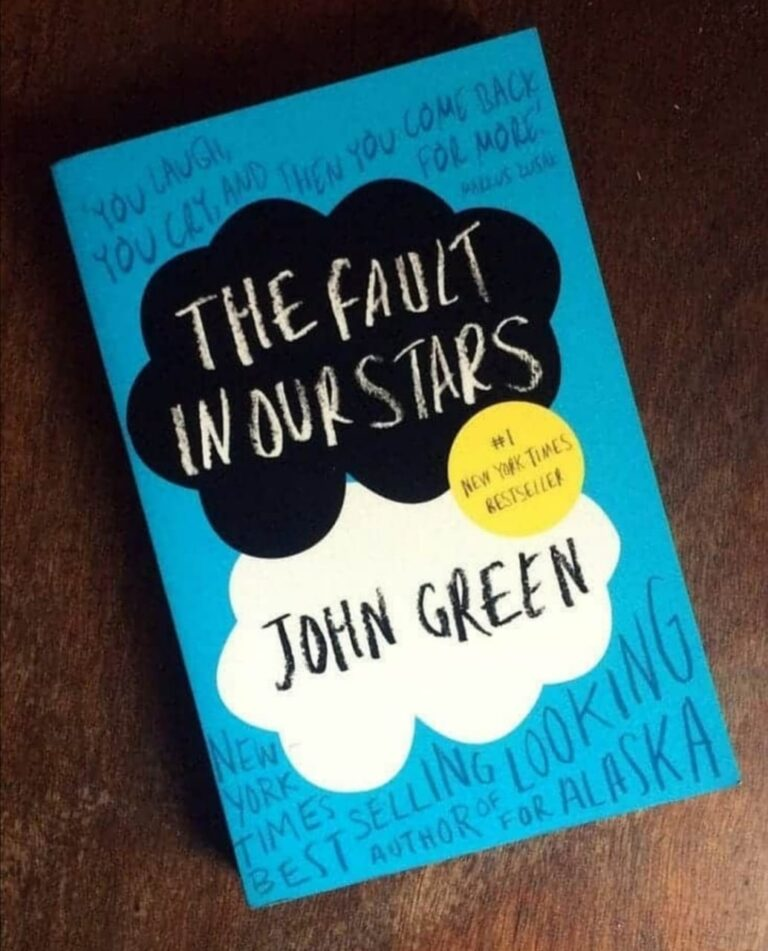 Read more about the article Book Review: Fault in Our Stars