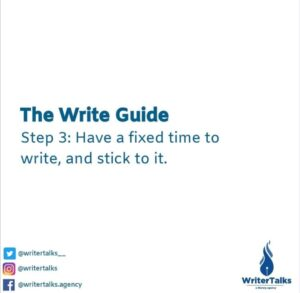 Read more about the article The Write Guide – Step 03
