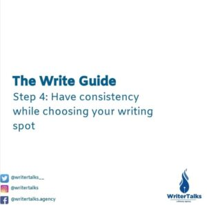 Read more about the article The Write Guide – Step 04