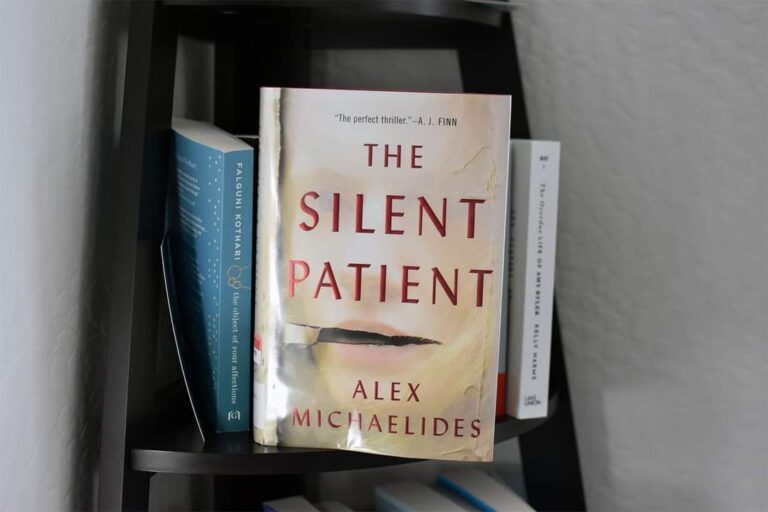 Read more about the article Book Review: The Silent Patient