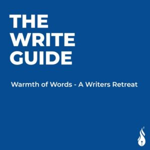 Read more about the article Warmth of Words – A Writers Retreat